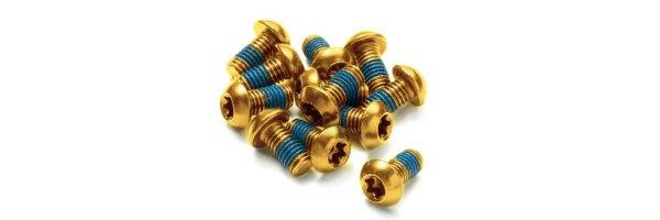 - GOLD parts