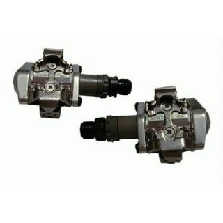 Shimano, Pedale, MTB, PD-M520-S, silber