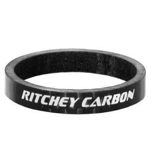Ritchey, Vorbauerhöhung, CARBON SPACER, UD, 5mm