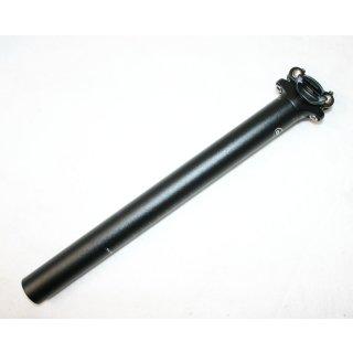 Contec, Sattelstütze Brut Streight, 0mm Offset, Alu, 350mm lang, 31,6mm, schwarz