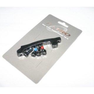 Tektro, Adapter, TRP Auriga, PM-Bremse auf PM-GABEL, 203mm