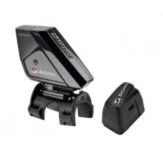 Sigma Sport, STS Trittfrequenzsender, einzeln, ROX + STS Geräte, schwarz