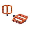 Sixpack, Pedale, Vertic 3.0, High End Plattformpedal, orange