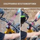 Kids Ride, Shotgun MTB Rope Abschleppseil 1,7-3.3 m